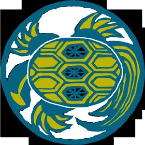 フェリカスピコの七五三撮影会イメージ(亀のイラスト)